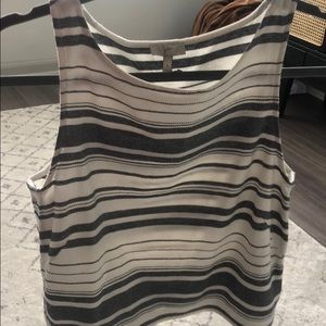 joie tank with cute details